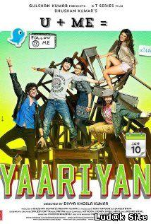 Yaariyan (2014) ➩ online sa prevodom